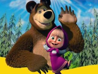 Masha e Orso – Amici per sempre