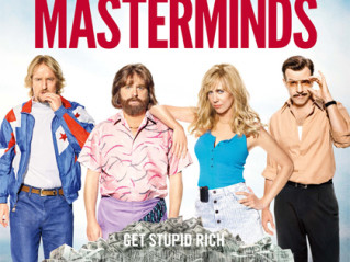 Masterminds – I geni della truffa
