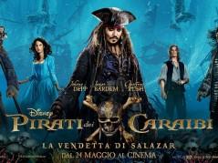 Pirati dei Caraibi – La vendetta di Salazar