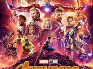 Avengers: Infinity War   dal 29 agosto