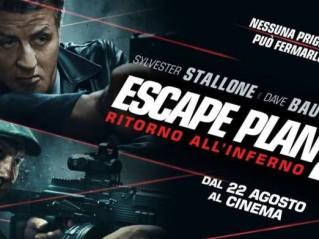 Escape Plan 2 – Ritorno all'inferno    dal 12 dicembre