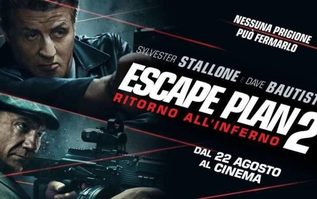 Escape Plan 2 – Ritorno all'inferno