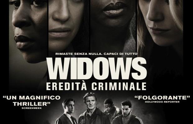 Widows: Eredità criminale    dal 14 marzo