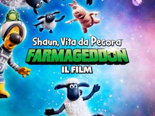 Shaun, Vita da Pecora – Farmageddon Il Film