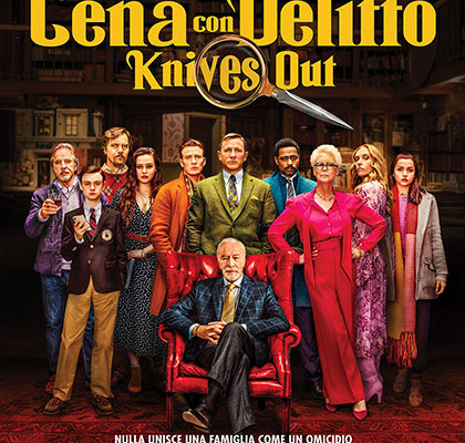 Cena con delitto – Knives Out