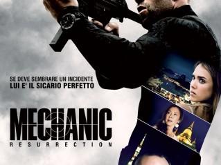 Mechanic: Resurrection   dal 9 marzo